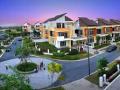 Bán nhà biệt thự khu sinh thái Ecolakes, full nội thất, mua vào ở ngay. Có sổ hồng riêng. HTV 50%