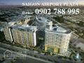 Chuyên cho thuê CH Sài Gòn Airport Plaza, view đẹp, giá tốt, nội thất cao cấp, PKD: 0902788995
