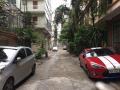 Cho thuê nhà phân lô Hoàng Cầu, 5 tầng x 55m2, vỉa hè, đường rộng 10m, giá 19tr