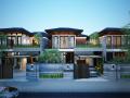 Bán biệt thự xây thô khu biệt lập Palm, diện tích 223m2, 3 tầng, mặt tiền 13m, 11,3 tỷ