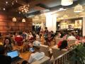 Cho thuê mặt bằng thương mại - khu ẩm thực Megoes đường Hoàng Đạo Thúy - LH: 0707699221