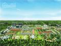 Chính chủ kẹt tiền làm ăn bán nền đất biệt thự mini 215m2, dự án đô thị mới Sunflower, 0906753933