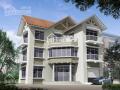 Chính chủ cần bán biệt thự khu ĐT Yên Hòa, Trần Kim Xuyến. DT 205m2, 5 tầng, MT 15m, LH 097903243