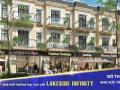 Shophouse Lakeside Infinity, nhà phố thương mại đẳng cấp Châu Âu