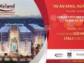 Căn hộ Cityland tầng cao view công viên, giá 2.09 tỷ. Mua căn hộ tặng gói nội thất cao cấp của Ý