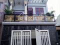 Nhà 4,8x16m, Chu Văn An 1T, 2L, nhà mới xây, TK không gian mở, 3PN, 2WC, có sân để xe hơi P1, Q6