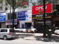 Cho thuê gấp nhà mặt phố Trung Hòa, 150m2x5T, MT6m, tầng 1,2 thông sàn, vỉa hè rộng, LH 0986782302