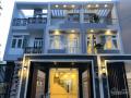 Nhà đẹp kiểu biệt thự hẻm 205/ Bình Trị Đông (Đất Mới) Bình Tân, 4 x 18m, 4 tấm vị trí đẹp