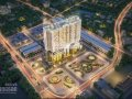 Cho thuê kiot kinh doanh tầng trệt HQC PLAZA, mặt tiền Nguyễn Văn Linh. Giá 320 triệu/10 năm. Ck 4%