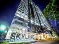 CHCC Skyline cho thuê, 72m2 (2PN, 2WC) giá 8tr/tháng, bao phí quản lý. LH 0936954235
