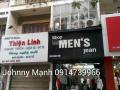 Johnny Mạnh cho thuê gấp nhà mặt phố Tràng Tiền cực đẹp giá cực rẻ 0914739966
