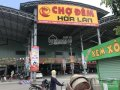 Chính chủ bán lô 2 mặt tiền chợ đêm Hòa Lân, Thuận An, BD, 100,5m2, 34,5 triệu/m2, 0913799007
