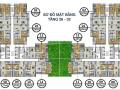 Chính chủ bán gấp CC GoldSilk Complex, căn 1207 - 78m2 và 1206 - 94m2, giá 20tr/m2. 0968822071