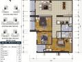 Chính chủ cần bán cắt lỗ CC GoldSilk Complex, tầng 1501, DT: 120m2, giá 18tr/m2. LH: 0901798296