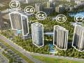 (Chị Liên) chính chủ cần bán gấp CC D'Capitale, căn 1606, toà C1, 55,5m2, giá 2.8 tỷ, LH 0968822071