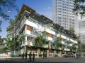 Cần bán 3 căn, lô góc, khu đô thị mặt phố Trương Định - còn 3/15 căn vị trí hot KD vip - cao cấp