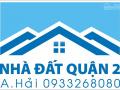 Bán nhà 1 lầu, giá 2,3 tỷ, đường Lê Văn Thịnh rẻ vào, quận 2. LH: 0902126677