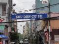 Bán đất khu dân cư 351 sát bên trường Lương Thế Vinh, DT 64m2, hướng Đông Nam, lộ giới 10m