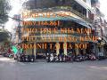 Cho thuê nhà mặt phố Hàng Bún, DT 150m2, 3 tầng, MT 18m, giá 120 triệu/tháng (có thương lượng)
