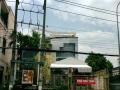 Cho thuê nhà mặt phố to kiên cố, 3 lầu, sân rộng đường CMT8, Chánh Mỹ, TDM, Bình Dương