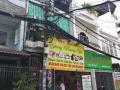 Cho thuê nhà hẻm lớn đường Ba Vân, quận Tân Bình 1 trệt 2 lầu