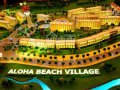 Thiên đường nghỉ dưỡng aloha beach village chỉ từ 189 triệu/căn hộ mặt tiền biển, LH: 0963489262