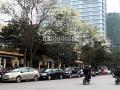 Chính chủ cho thuê nhà MP Trần Hưng Đạo lô góc 350m2 x 2 tầng, mặt tiền 16m, vỉa hè rộng 5m