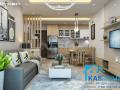 Cho thuê gấp căn hộ Tropic Garden giá 16 triệu/th, nội thất cực đẹp