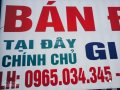 Tôi kẹt tiền cần bán gấp đất nền 2 mặt tiền Tam Phước, Biên Hòa, Đồng Nai. Liên hệ: 0965 034 345