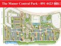 Bán biệt thự The Manor Central Park, shophouse 2 mặt tiền, đầu tư siêu hấp dẫn, giá từ 16.5 tỷ