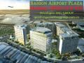 Chỉ 25 tr/th thuê ngay CH 3PN 126m2 Sài Gòn Airport Plaza, cạnh sân bay Tân Sơn Nhất. 0908078995