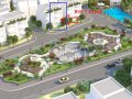Bán lại căn biệt thự R10.7, 163m2 dự án The Eden Rose đối diện quảng trường hoa hồng hướng Đông Nam