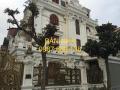 Chính chủ bán biệt thự TT1 mặt hồ Thành Phố Giao Lưu. DT: 214m2 x thô 4 tầng vị trí đẹp, 0987689138