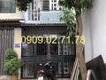 Cho thuê nhà mới đường Phạm Văn Chiêu, cách Cây Trâm 50m, phường 9, Gò Vấp