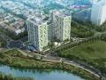 Cần chuyển nhượng căn hộ PARCSpring 2PN tầng cao view đẹp giá 1,9 tỷ, có nội thất. LH 0938658818