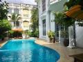 Biệt thự đẹp 2 lầu, sân thượng, hồ bơi, 64A Trương Định, phường 7, quận 3, DT 25x26m, giá 175 tỷ