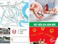 Cần bán đất nền dự án KDC Sài Gòn Mới DT 50m2 - 77m2 giá 2,1tỷ, sổ đỏ từng nền LH 0987 763 904