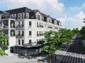Bán biệt thự mặt đường Nguyễn Xiển, MT 10m, 4 tầng, 1 tầng hầm, DT 150m2, giá 20 tỷ
