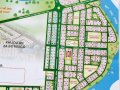Bán lô đất biệt thự mặt tiền bờ sông KDC Trung Sơn, 244m2, giá 85tr/m2, LH 0909 227 199 xem đất