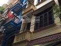 Cho thuê nhà riêng tại đường Dương Quảng Hàm - Cầu Giấy, 50m2, 4 tầng, 5 phòng ngủ. LH 0989458613