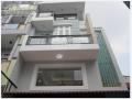 Căn góc mặt tiền Bạch Đằng, hẻm hông 6m, DT 5x24m, nhà 4 lầu, cho thuê 55 triệu/tháng