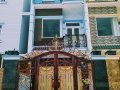 Cần bán nhà mới xây 3 lầu HXH rộng gần Võ Văn Kiệt, tiện về trung tâm TP chỉ 20ph xe