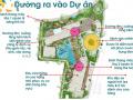 Bán căn hộ The Krista 537 Nguyễn Duy Trinh, p. Bình Trưng Đông, quận 2