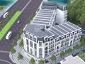 Dự án phức hợp nhà phố thương mại Shophouse, Office, Hotel vị trí kim cương trung tâm ngã 6 Lào Cai