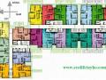 0983 467 958 bán lỗ 2 CHCC Ecolife Tây Hồ, C-1607(108,9m2) và C-1808(87,8m2), giá 24tr/m2