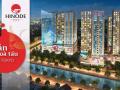 Căn 3PN hướng ban công Đông Nam, diện tích 95,58m2, 997tr sở hữu căn hộ này. 096.727.5474