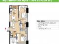 Cần bán gấp căn hộ CC Era Town Đức Khải, Q7, 1tỷ650, 90m2, 2PN, LH 0902 339 985