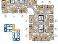 CC bán cắt lỗ CC Goldmark City, căn 1516-R2 (83.46m2) và 1916-R4 (110m2), 23 tr/m2, 0965 490 578