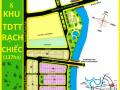 Bán gấp lô C 5x25m KDC Hoàng Anh Gia Lai ngay MT Đỗ Xuân Hợp dành cho khách đầu tư, 0913121456