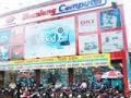 Cho thuê nhà mặt tiền 39 x 35m, Kinh Dương Vương, Quận 6, HCM